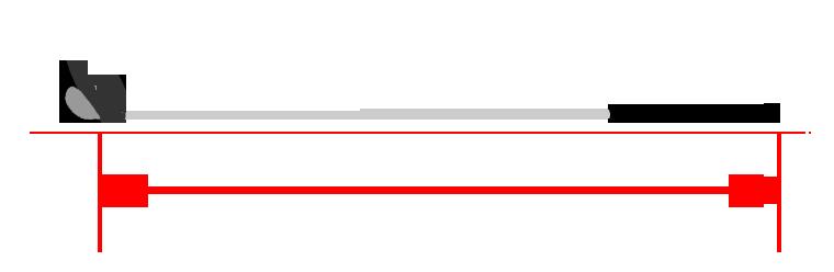 shaft-heel